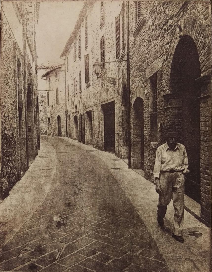 Strolling Umbria © Tina Weitz Photography